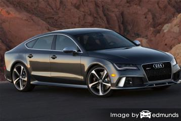 Insurance rates Audi RS7 in Chicago