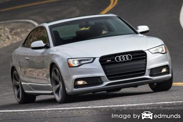Insurance quote for Audi S5 in Chicago