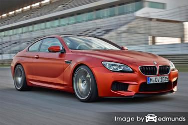 Insurance for BMW M6