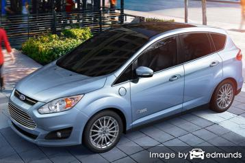 Insurance rates Ford C-Max Energi in Chicago