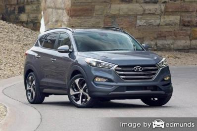 Insurance for Hyundai Tucson