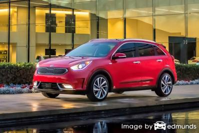 Insurance quote for Kia Niro in Chicago