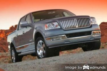 Discount Lincoln Mark LT insurance
