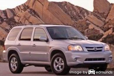 Insurance quote for Mazda Tribute in Chicago