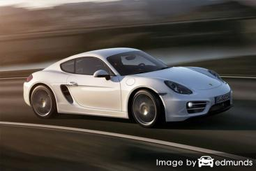 Insurance rates Porsche Cayman in Chicago