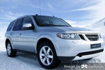 Insurance quote for Saab 9-7X in Chicago