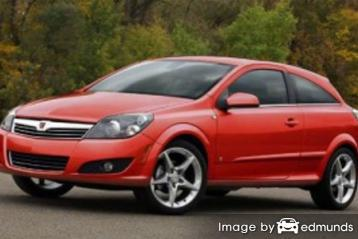 Insurance quote for Saturn Astra in Chicago