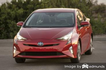 Insurance for Toyota Prius